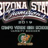 Campo Verde Girls Soccer wins 5A Arizona State Title